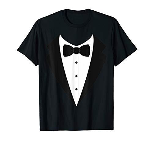 JGA Karneval Frack Kostüm Gruppen Shirt Anzug (Lustige Kostüm Für Schwarze Jungs)