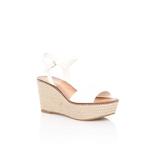 Maria Mare 66318, Chaussures Habillées Femme Buffalo blanco