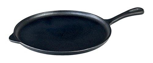 Victor redonda de hierro fundido plancha 27,5 cm