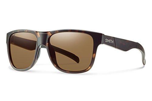 Smith Optics Herren Sonnenbrille Sportbrille Lowdown, Braun (Matte Tortoise), XL