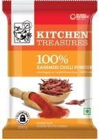 Kashmiri Chilli/Chilly Powder Kitchen Treasures 500gm-(NatureoLoC)