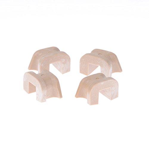 Gleitstücke Dr.Pulley SP2517-P Set mit 4 Stück