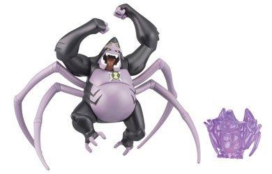 Ben 10 Ultimate Alien - Ultimate Arachno-Singe - Figurine 10 cm et Mini Figurine