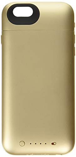 Mophie Juice Pack Plus Rechargeable External Battery Case (3,300mAh) für Apple iPhone 6 Gold (Mophie Case Iphone 6)