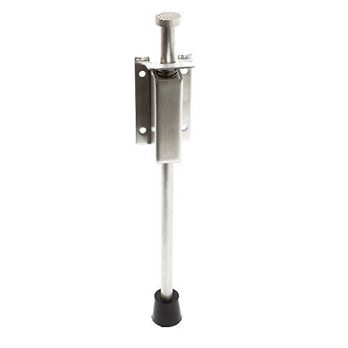 Pedal Türstopper 158-185mm Edelstahl Türfeststeller Bodentürstopper Türbremse