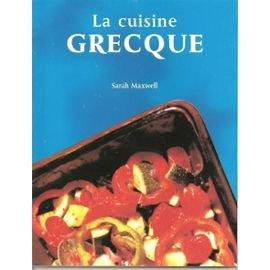 Cuisine Grecque (la)