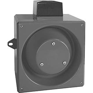 FHF Funke+Huster Schallgeber m.Blitzleuchte AXL08 18-30VDC gelb 101-116dB(A) Optisches/Akustisches Signalgerät 4250235517422