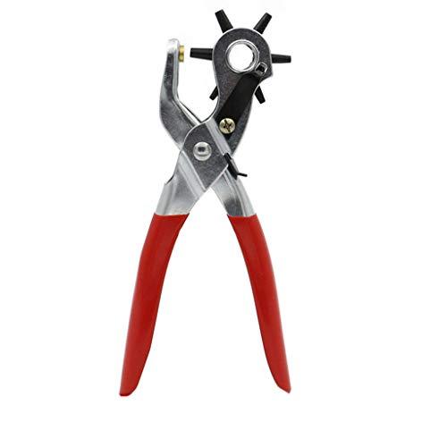 Heimwerkzeuge Set ZYUEER Drehbares Multifunktions-Lochzangen-Kit Lochwerkzeug inklusive Lochzange (Aluminium Löten Kit)