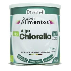 Chlorella Bio Super Aliments 200gr de Drasanvi
