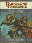 Dungeons & Dragons Player's Handbook: Arcane, Divine, and Martial Heroes (Roleplaying Game Core Rules) by Rob Heinsoo, Andy Collins, James Wyatt (2008) Hardcover