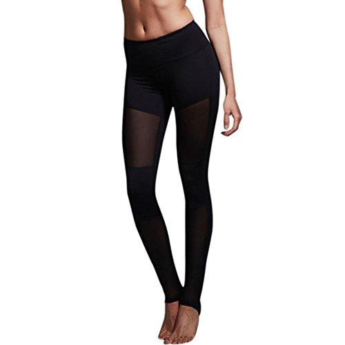 Kanpola Hosen Yoga Frauen High Taille Sport Gym Running Fitness Leggings Workout Kleidung (Traditionelle Kostüme Jazz)