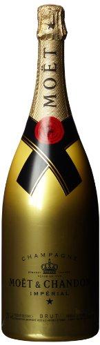 """Moët & Chandon Impérial Magnum \""""Goldflasche\"""", 1 Flasche (1 x 1.5 l)"""