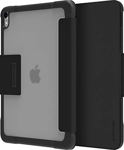 Griffin Survivor Tactical 27,9 cm (11 Zoll) Folio, Apple, iPad Pro 11 Zoll (2018), 27,9 cm (11 Zoll), schwarz (Ipad 2 Cases Von Griffin)