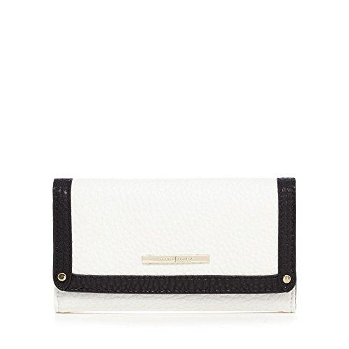 j-by-jasper-conran-womens-black-and-white-grained-purse