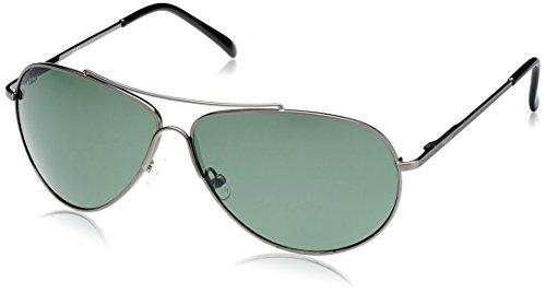 Fastrack Aviator Sunglasses (Gun Metal) (M068GR2) image