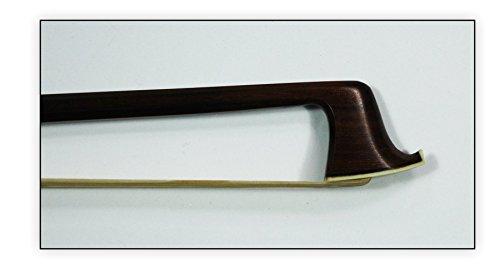 Eastman® EBB-044 Bogen (4/4-Violine) Geige Brasilholz Geigenbogen Pernambuko Violinenbogen Violin Bow