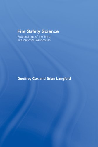 Fire Safety Science: Proceedings of the Third International Symposium (English Edition) -