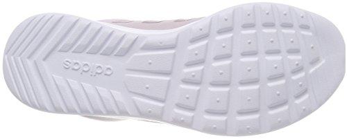 adidas Cloudfoam QT Racer, Sneaker Donna Viola (Ice Purple/vapour Grey Metallic/vapour Grey)