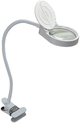 8bayfa Desktop-Glas, 3 x mit Licht Handy-Reparatur-Test Schmuck Identification älterer Leselupe