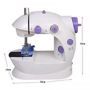 GTC Portable Sewing Machine Mini 2-Speed Double Thread (C)