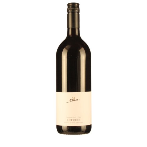 Diehl 2017 Rotwein-Cuvu00e9e süss Pfalz Dt. Qualitätswein 1,00 L