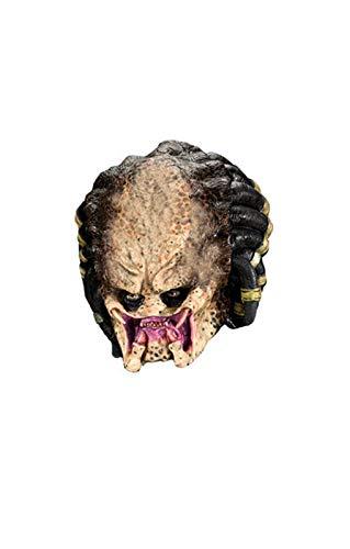 Predator Alien Kostüm Vs Kinder - Horror-Shop Predator Maske für Kinder