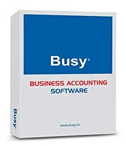 Busy Business Accounting Standard Edition Single User 14.0 (CD)