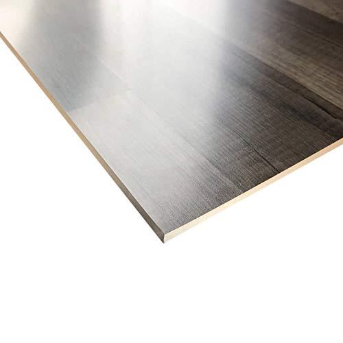 Bodenschutzmatte 60 x 90 cm (allen Größen) - Premium Qualität für Hartböden, Schutzmatte für Holz, Kork, Stein, Parkett & Laminat