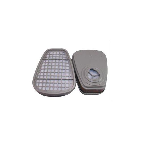 Preisvergleich Produktbild 3M - Aktiv Filterpatronen A2 06915 (Pa. / 2 Stück)
