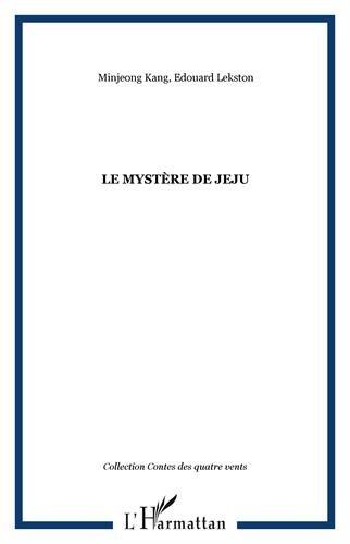 Le mystère de Jeju : Conte bilingue coréen-français