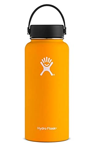 Hydro Flask 32 oz - 946 ml Wide Mouth Größe: OneSize Farbe: mango
