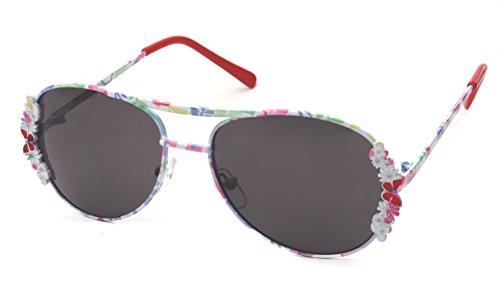 Kiddus Sonnenbrillen Kinder Fabulous | Alter von 6 bis 12 Jahren | sehr komfortabel und sicher | 100% UV-Schutz | ideales Geschenk für Kinder Fabulous KI30801