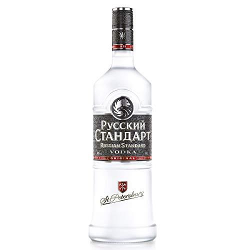 Russian Standard Original Vodka (1 x 1 l)