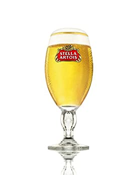 Stella Artois Chalice Glass Ce Marked Lined At 330 Ml (1 X 330 Millilitre Glass) 0