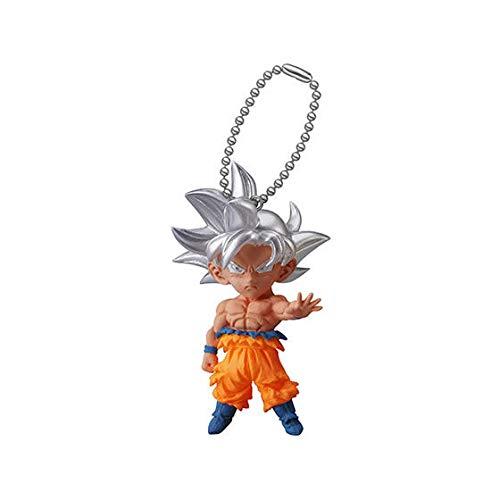 Dragon Ball Udm Burst 33 Figure Swing Keychain~Son Goku Selfish Sslfishness Migatte no Gokui
