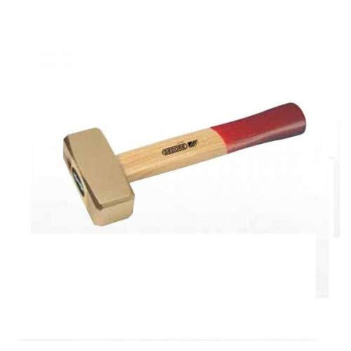 Gedore 2509989-Club Hammer 4000g Hickory, WITH HANDLE