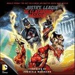 Songtexte von Frederik Wiedmann - Justice League: The Flashpoint Paradox
