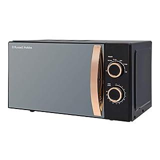 Russell Hobbs RHM1727RG RH1727RG Microwave, Steel, 700 W, 17 liters, Rose Gold (B07K7M8Z29) | Amazon price tracker / tracking, Amazon price history charts, Amazon price watches, Amazon price drop alerts