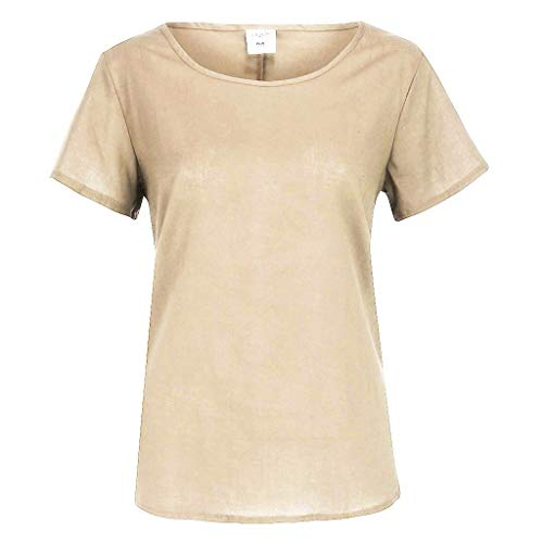 New Look Tops pour Femmes, Mode Femme Hauts Hauts d'été décontractés T-Shirts à Manches Courtes et à Manches Courtes|Hauts de ma