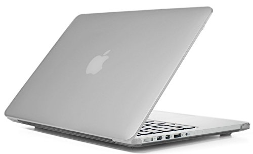 iPearl mCover Hard Shell Hülle für 13Modell A1425/A1502Retina MacBook Pro (mit 13,3Zoll Display)-Frosted Klar (Ipearl Macbook 13 Pro Mcover)