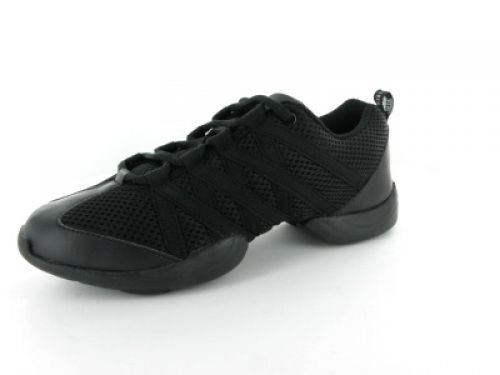 Bloch Criss Cross, Scarpe da ballo donna, Nero (nero),