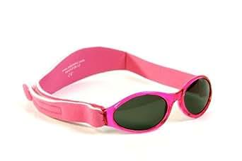 Grey Star 100/% UV-Schutz Neoprenband Dooky Baby Banz Baby-Sonnenbrille 0-2 J
