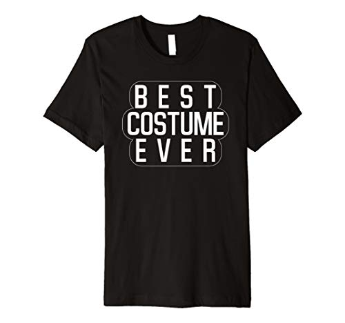 (Best Kostüm Ever Halloween Tee T Shirt)