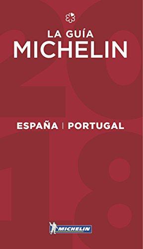 Guía España Portugal 2017 (michelin)