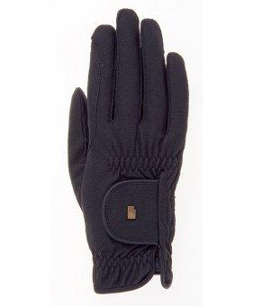 Roeckl sports ROECKL Winter REIT Handschuhe ROECK Grip, schwarz, 7.5