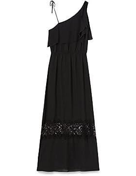 Oltre: vestito donna lungo monospalla. (Italian size)