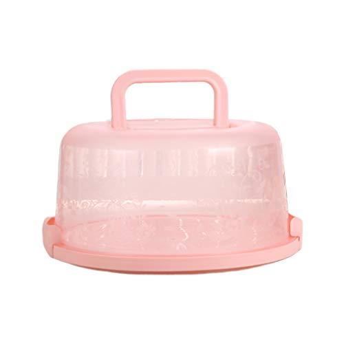 chen Box Pp Kuchen Lagerung Cupcake Halter Gebäck Container Cookie Träger ()