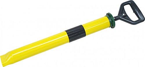 Handmörtelpumpe Mörtelspritze Mörtelpumpe verschiedene Ausführungen (Lange Version Schlitz 18 mm)