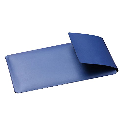 d813f3ca3f Sleeve Microfiber Cuir 13,3 Pouces Macbook Pro & Pro Retina, Skitic  Ultrabook Ordinateur