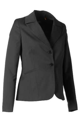 Noppies Damen Blazer 70457 Schwarz (black 06)